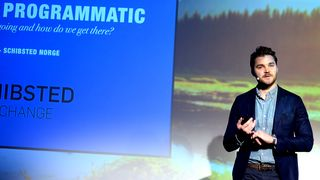 ARVID CEDERGREN, Head of Programmatic i Schibsted i Norge.