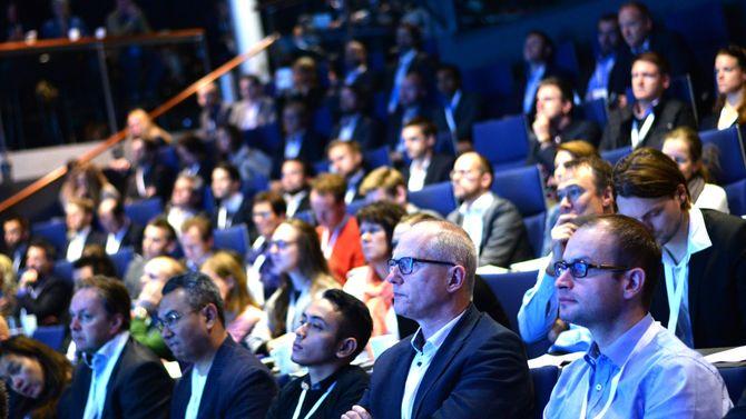 300 deltakere på Telenor og MBLs Digital Winners-konferanse denne uka.