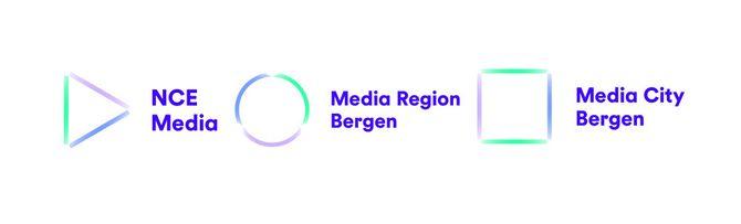 nce media logoer