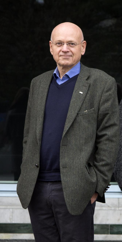 BJØRGULV BRAANEN, ansvarlig redaktør i Klassekampen.