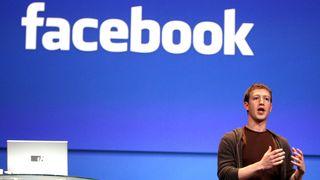 MARK ZUCKERBERG, grunnlegger av og toppsjef i Facebook.