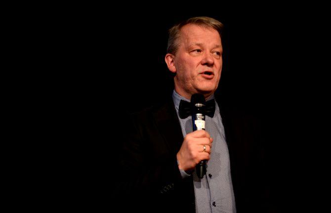 PÅL HANSEN, distriktsredaktør i NRK Troms.