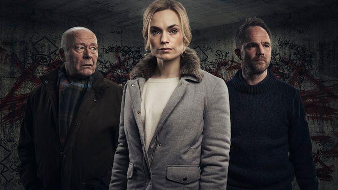 MAMMON 2:En av de norske TV-seriene som ikke ble like stor suksess som ønsket.