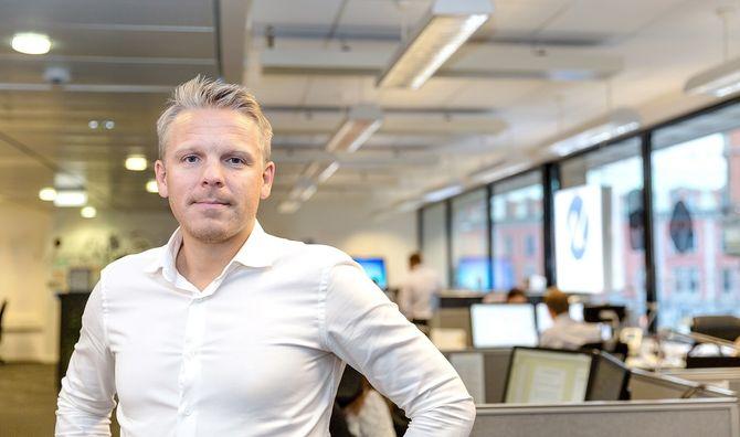 Sjef og podkaster: Anders Skar.