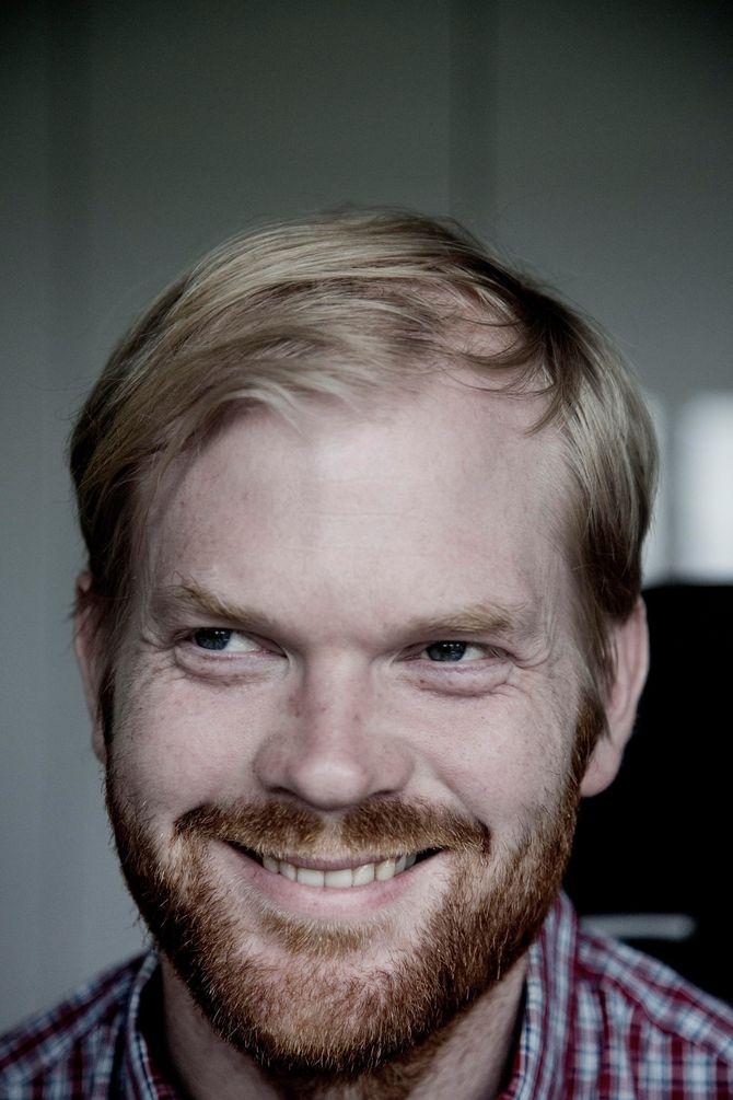 SVEINUNG UDDU YSTAD, leder i Pressefotografenes Klubb. (Foto: Privat)