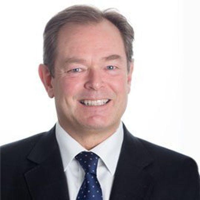 KNUT BRUNDTLAND, adm. direktør i ABG Sundal Collier.