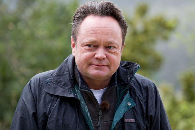 FREDRIK GRÆSVIK har fått tilskudd til manusutvikling av boken «Flukten». (Foto: TV 2)