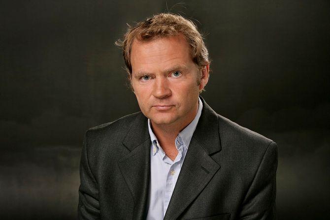 KNUT MAGNUS BERGE, utenrikssjef i NRK.