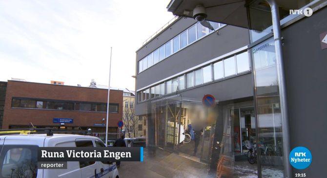 (Faksimile: NRK Dagsrevyen tirsdag 19. juni)