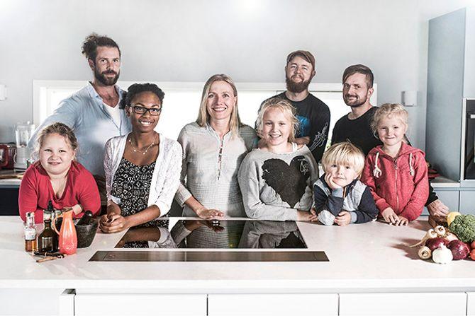«Kjøkkenpatruljen», et annet av Matkanalens programmer.