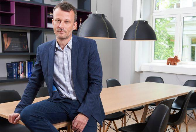 THOMAS HØIBY, TV-sjef i mediebyrået Mindshare.