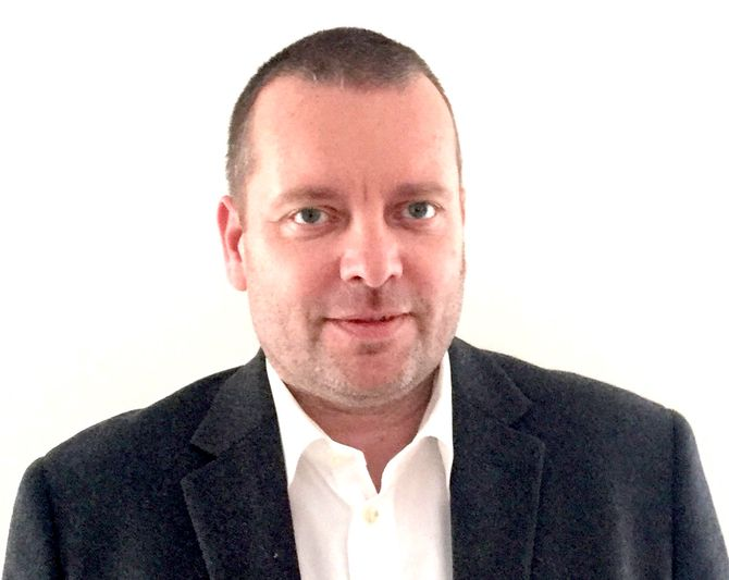 KETIL ØYE blir sjef for RadiumOne i Norge.