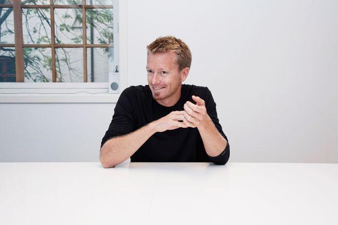 Preben Carlsen, konsernsjef og styreleder i Trigger.