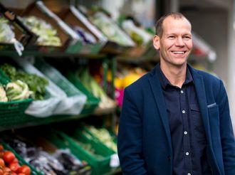 Daglig leder i Matkanalen, Øivind Lindøe.