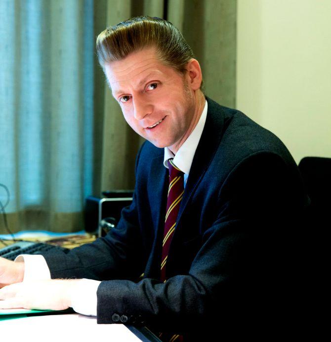 Statssekretær Jørgen Næsje i Finansdepartementet. (Foto: Rune Kongsro)
