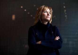 ÅSHILD MATHISEN blir ny sjefredaktør og direktør i Vårt Land.
