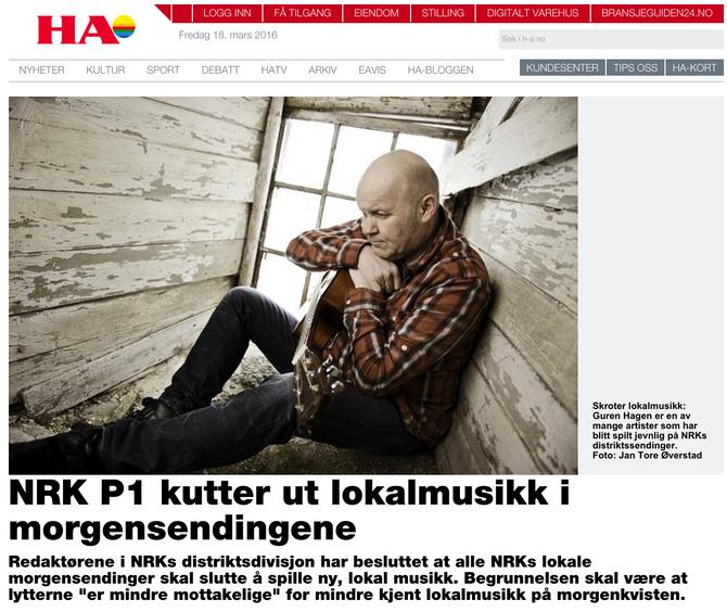 (Faksimile: Hamar Arbeiderblad på nett)
