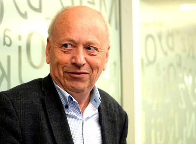 Avisinvestor Odd Reidar Øie - som har eierposter i en rekke store og små lokalaviser. (Arkivfoto: Gard L. Michalsen)