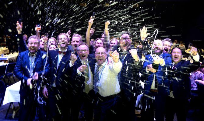 Våren 2016 kunne Dagbladet feire avisas tredje SKUP-pris på rad.
