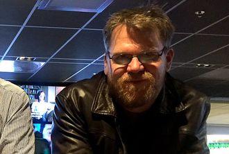 JENS EGIL HEFTØY, nå avgått sekretariatsleder for SKUP, Stiftelsen for en kritisk og undersøkende presse.