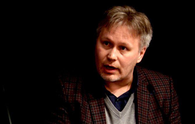 SKJALG FJELLHEIM, kommentator og nå politisk redaktør i Nordlys. (Arkivfoto: Gard L. Michalsen)