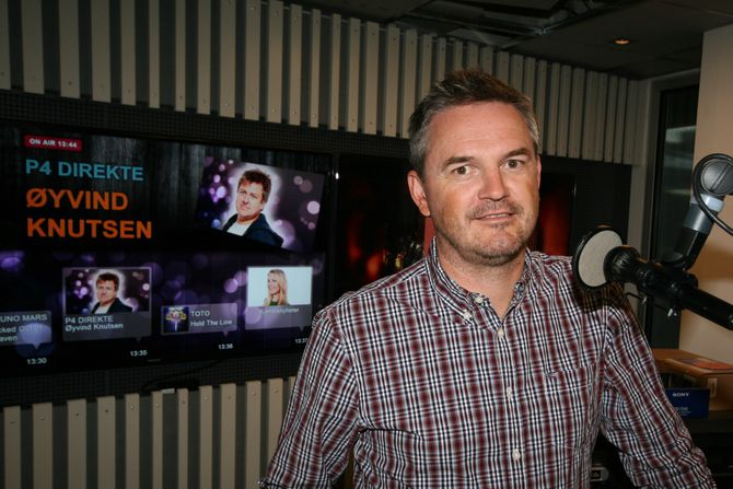 RUNE HAFSKJÆR, digitaldirektør i P4-gruppen.