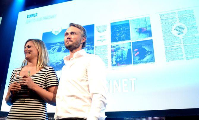 mediepriser arets featuresak dagbladet