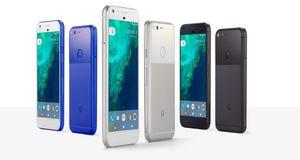 Her er den - Googles nye Pixel-telefon
