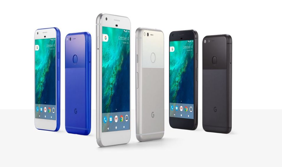 Google Pixel blir tilgjengelig for forhåndsbestilling allerede i dag i enkelte land. Norge er dessverre ikke på den listen.