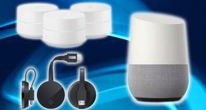 Google lanserte Google Home, Chromecast Ultra og Google Wifi