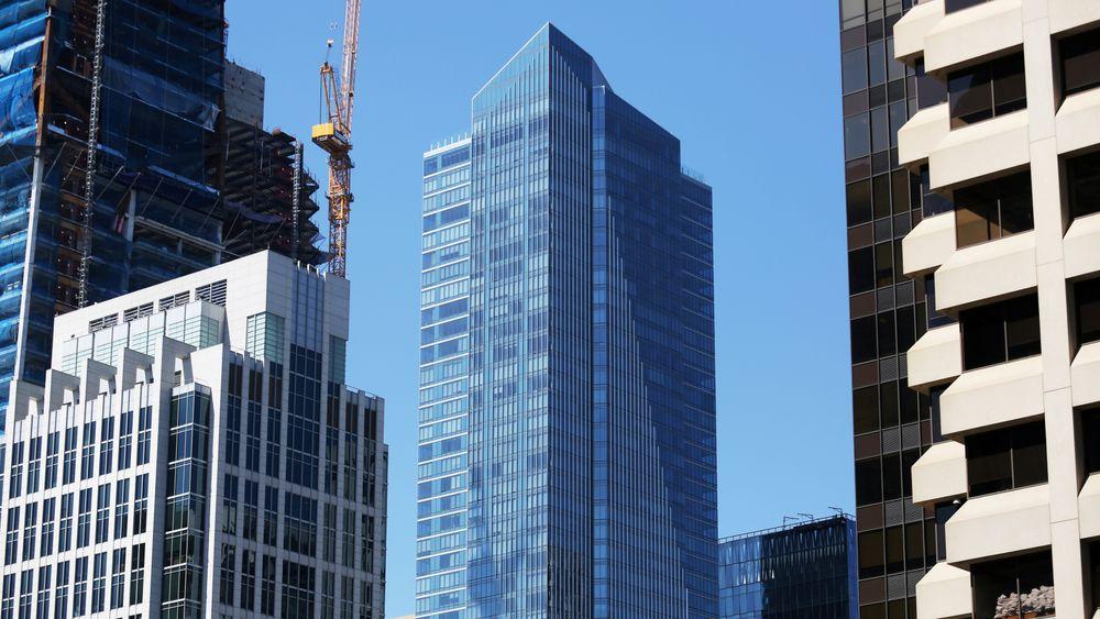 Det nesten 200 meter høye bygget,  Millennium Tower har sunket med 40 centimeter etter at det ble ført opp i 2009.