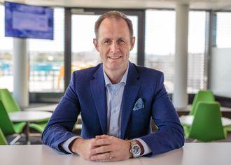 Undersøkelsen viser at selskaperkan hente ut store gevinster ved å ta i bruk skytjenester, sier Christian Schøyen, leder for Tieto Norge.