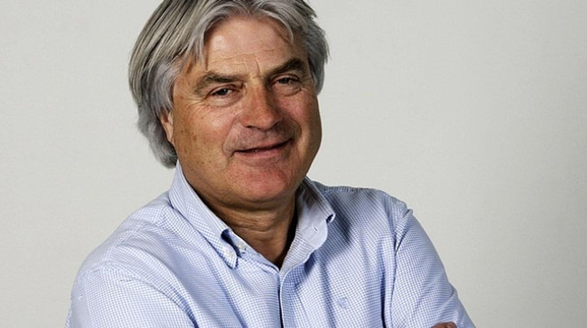 Gunnar Bodahl-Johnsen, ekspert i presseetikk.