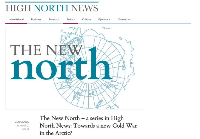 (Ny reportasjeserie fra HNH denne uka).