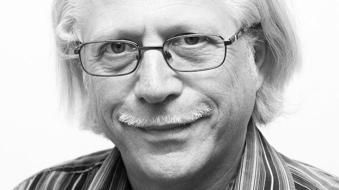 HELGE ØGRIM, avtroppende redaktør i Journalisten. (Foto: Birgit Dannenberg)