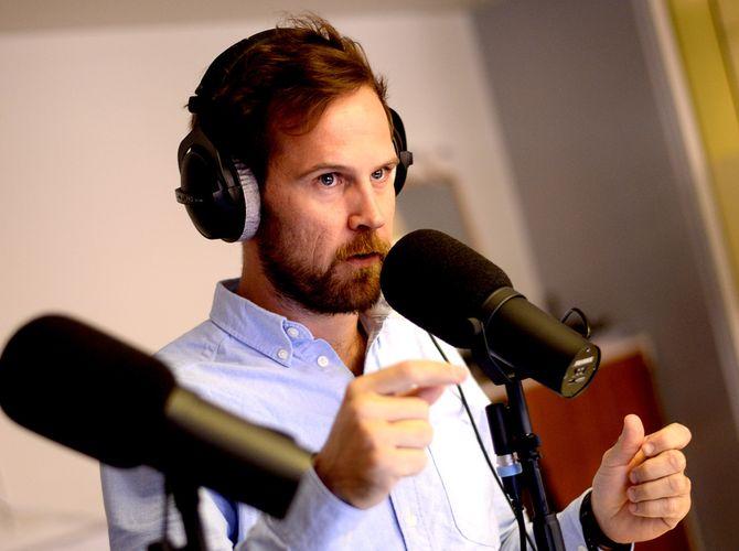 STIG ARILD PETTERSE, journalist, podkaster og podkast-kritiker.