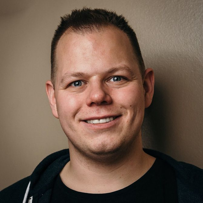 JOHN TRYGVE TOLLEFSEN, fotojournaliststudent og frilanser. (Foto: Privat)