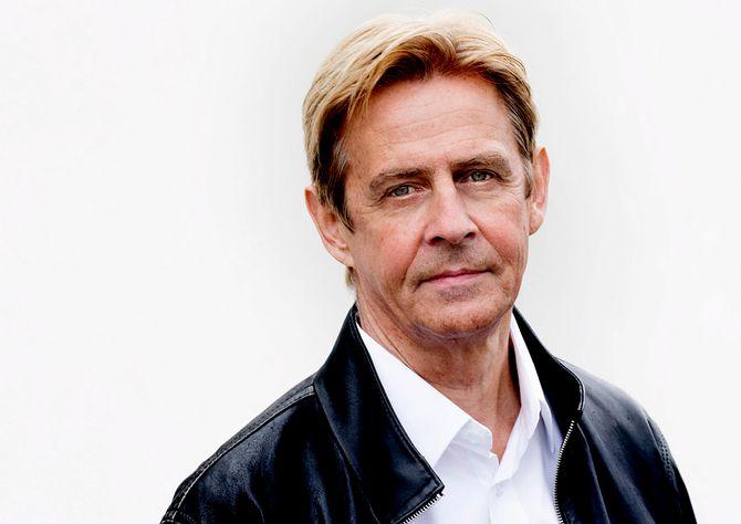 ANDERS MAGNUS, NRK-journalist. (Foto: Julia Marie Naglestad)