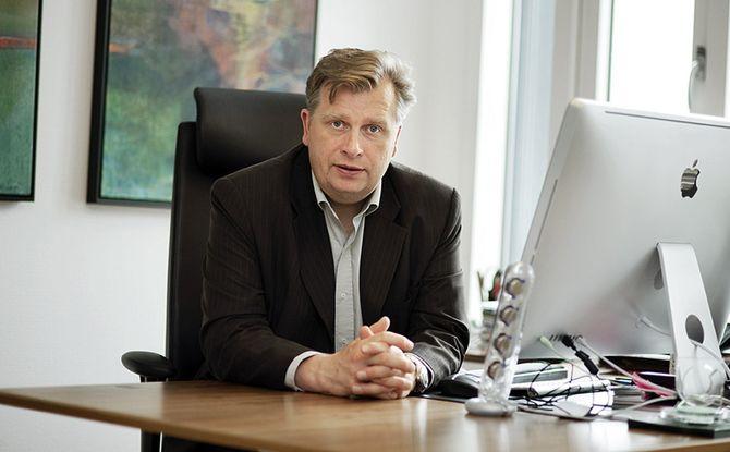 ATLE HAMAR, administrerende direktør i Lotteritilsynet.