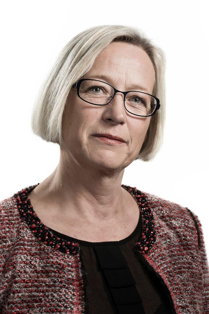 FORLOT FØR VOTERINGEN: Marit Arnstad (Ap).