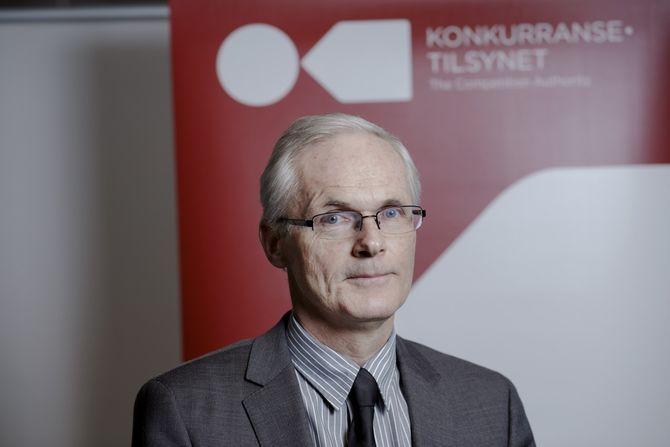 FÅR MER MAKT: Konkurransedirektør Lars Sørgard.