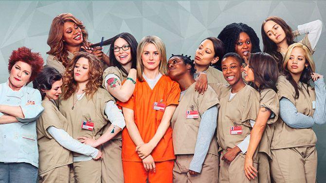Denne uka starter 4. sesong med jentene i Litchfield fengsel.