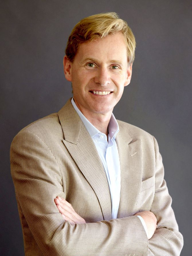 MORTEN HANSEN, professor ved både Berkeley og INSEAD.