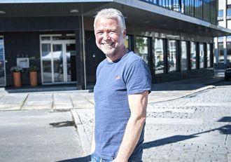EDD MEBY går fra Våganavisa til Ryfylke.