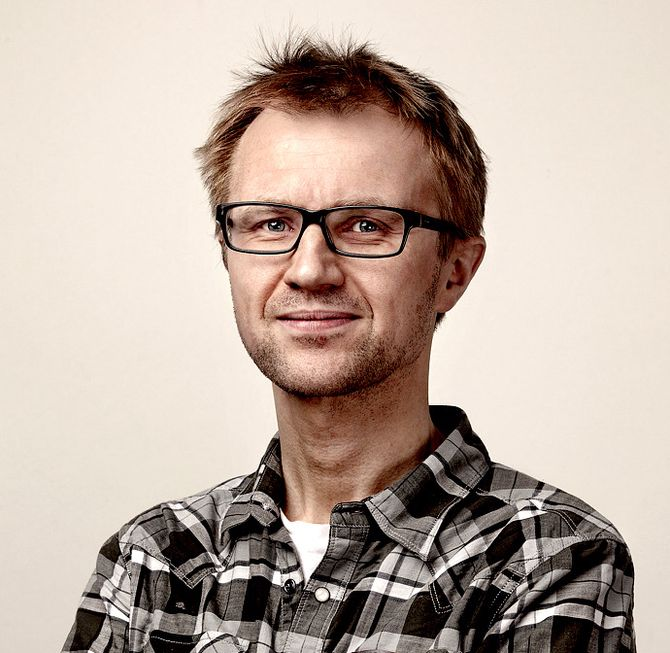 HÅKON MOSLET, redaksjonssjef i NRK P3.