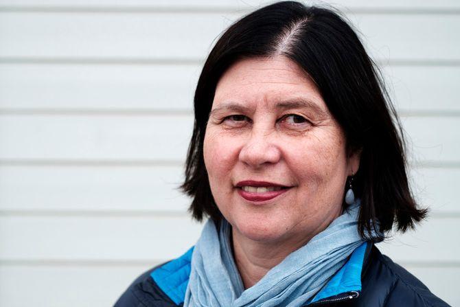 Hilde Kristin Røsvik tok den 1. juni over som redaktør i Svalbardposten. (Foto: Ole Gunnar Onsøien / olegunnaro.com)