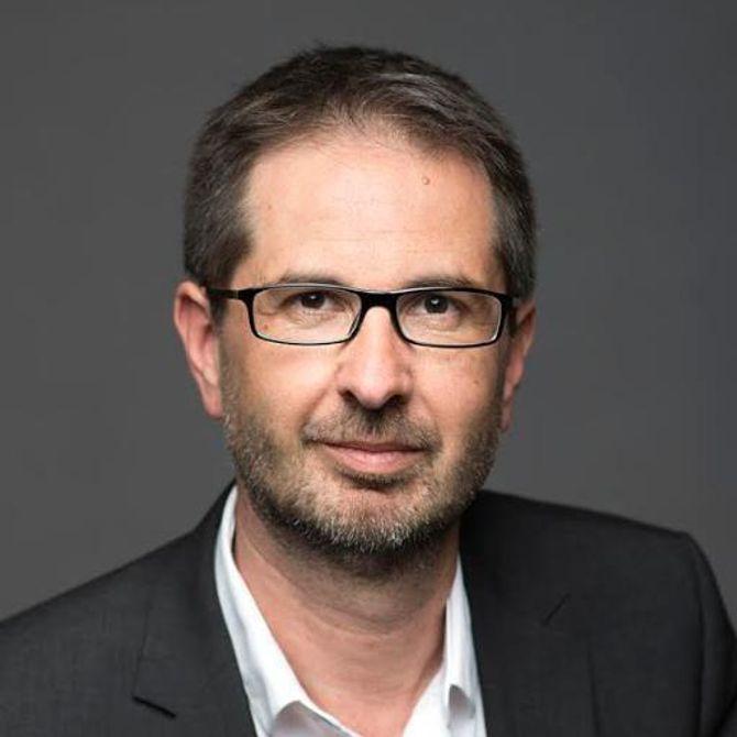 Jerome Fenoglio, redaktør i Le Monde.
