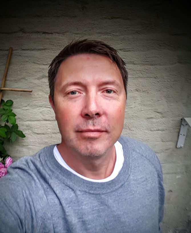 John Bjarne Lium, innholdsrådgiver og produsent.