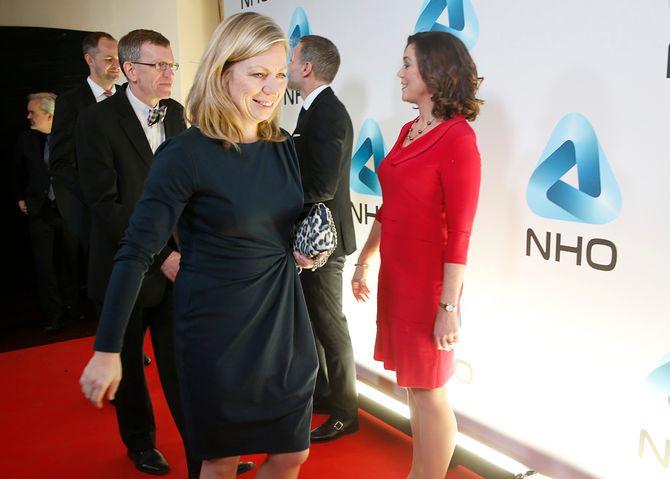 HAR MAKT: Aftenpostens politiske redaktør Trine Eilertsen er blant de 252 - det er ikke sjefredaktør Espen Egil Hansen. (Foto: Vidar Ruud / NTB scanpix)