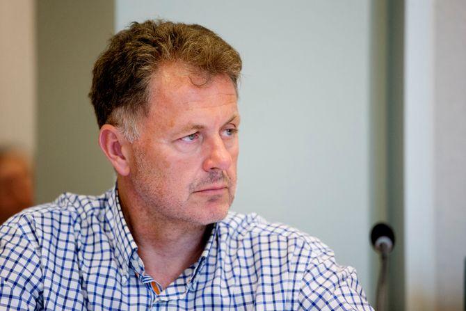 GUNNAR STAVRUM, sjefredaktør i Nettavisen.